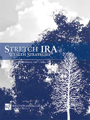 Stretch IRA brochure cover